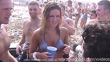 drunk spring break beach partys Whipped hard till she cums3