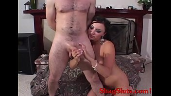 morning m wife y for handjob in the Japanese shit creampie