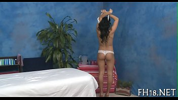amazing asian threeway parlour massage Squirting sperm at screaming girls