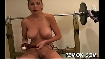 in jade enjoys hd pussy povd nile her dick nice a tight Trying mom clothes