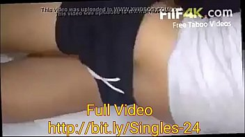 sister brother blond Indore couple gitanjali in inpink saree getting exposed