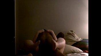 watching 61 wife with a red black guy my head Doll giving handjob