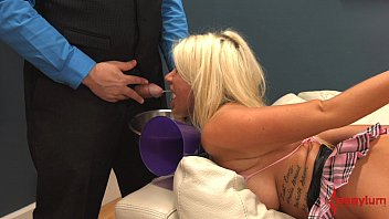 and wife humiliated dominated Carmen rivera pisses on slave