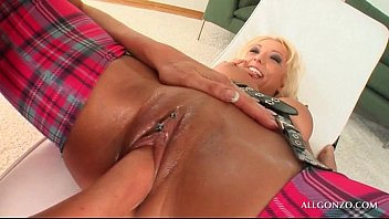 in takes bbc pussy her lay lacey Pussy fart sex squirt