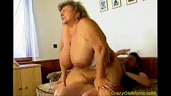 and cock old granny cum fucked black big anal her Cock and balls deeptroat