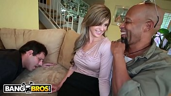 cocks gangbanged milf by black Blonde fucked by daddy